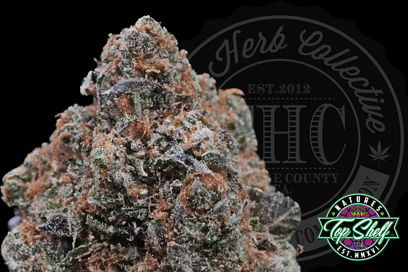 SHERBERTLAND OG | TOP SHELF | NATURES TOP SHELF