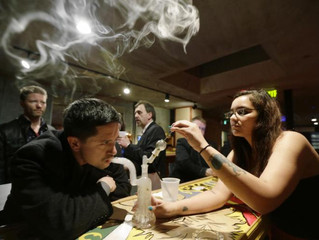 America's First Marijuana Cafes: What To Expect
