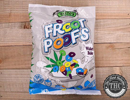 WEETOS | Froot Poofs Medicated Cereal 150mg