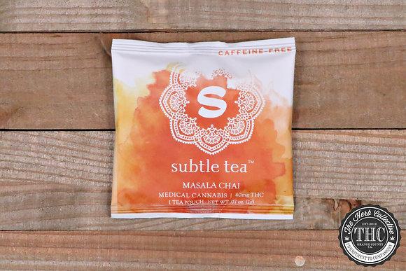 SUBTLE TEA | Masala Chai 40mg