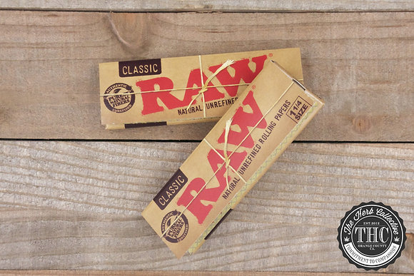 RAW | All Natural Papers