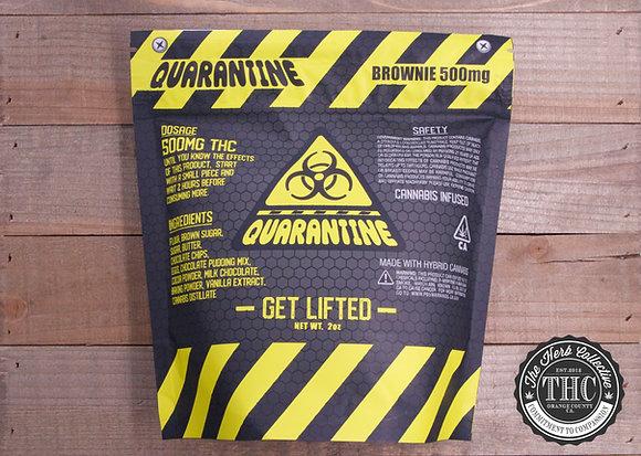 QUARANTINE | High Potency Brownies 500mg