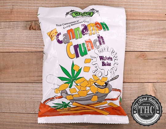 WEETOS | Cannamon Crunch Medicated Cereal 150mg