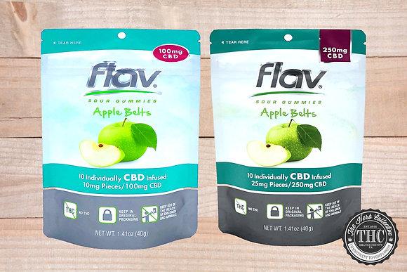 FLAV | CBD Apple Belts | 100mg - 250mg