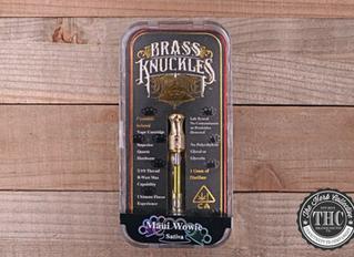 Brass Knuckles Vape Pen Review