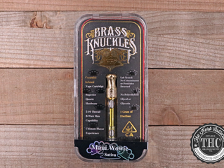 Brass Knuckles Vape Pen Review
