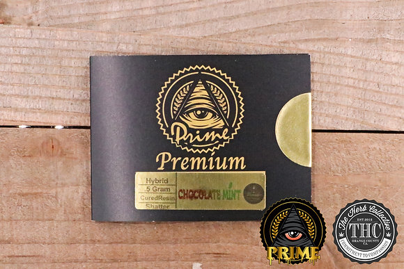 PRIME EXTRACTIONS | Premium Cured Resin Wax | .5 Gram