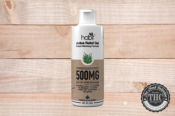 HABIT | CBD Active Relief Gel 500mg