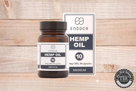 ENDOCA | CBD Hemp Oil Capsules 300mg