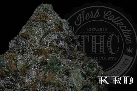 CLEMENTINE COOKIES | TOP SHELF | KRD