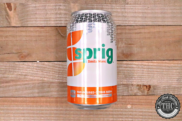 SPRIG SODA | THC Infused Citrus Soda 45mg