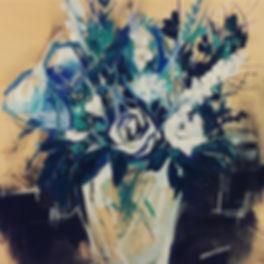 💕💙 #art #artistsoninstagram #artiatsofig #artistsofinstagram #emergigart #emergingartist #iliketod