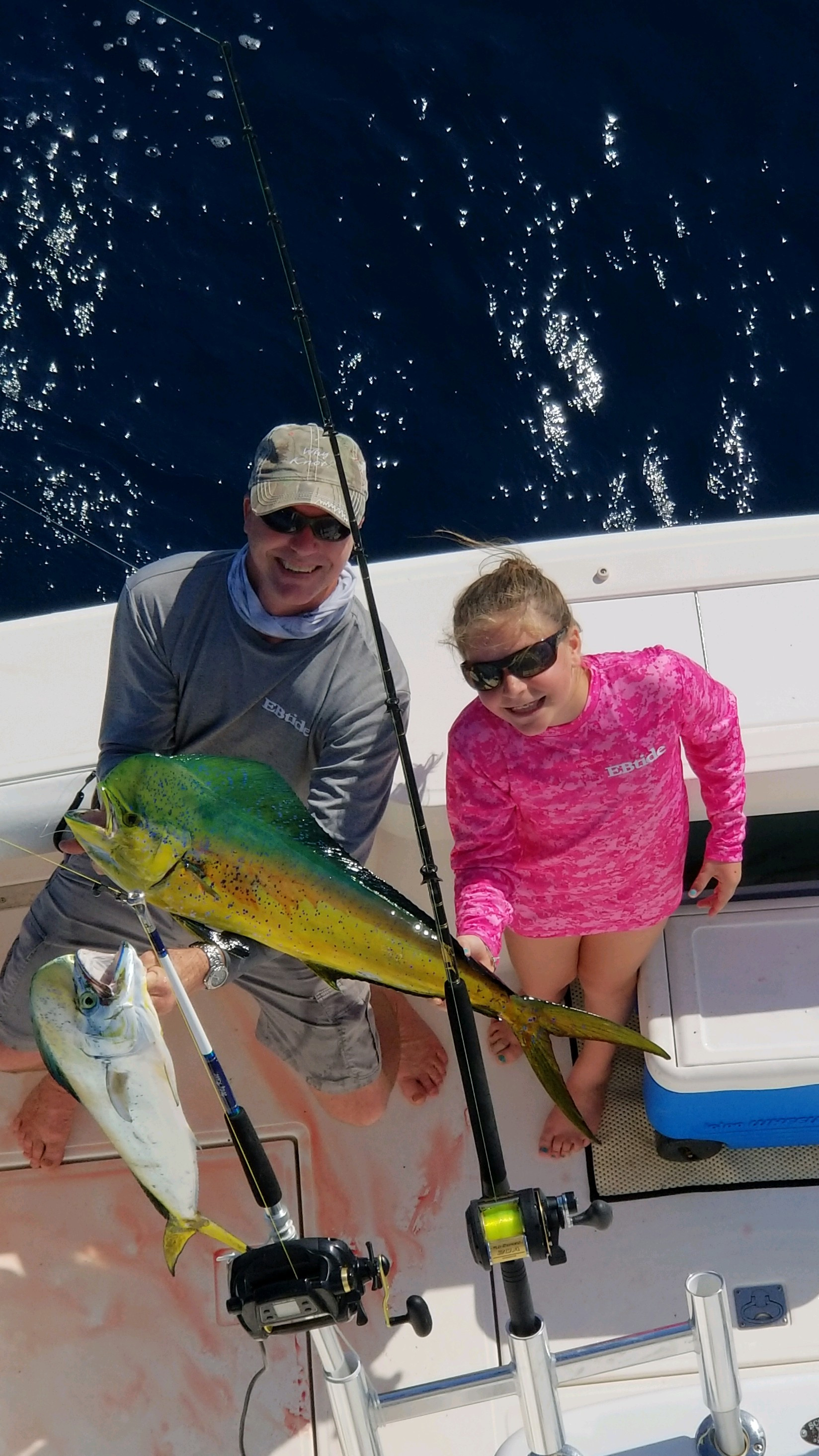 1/2-Day Offshore Charters
