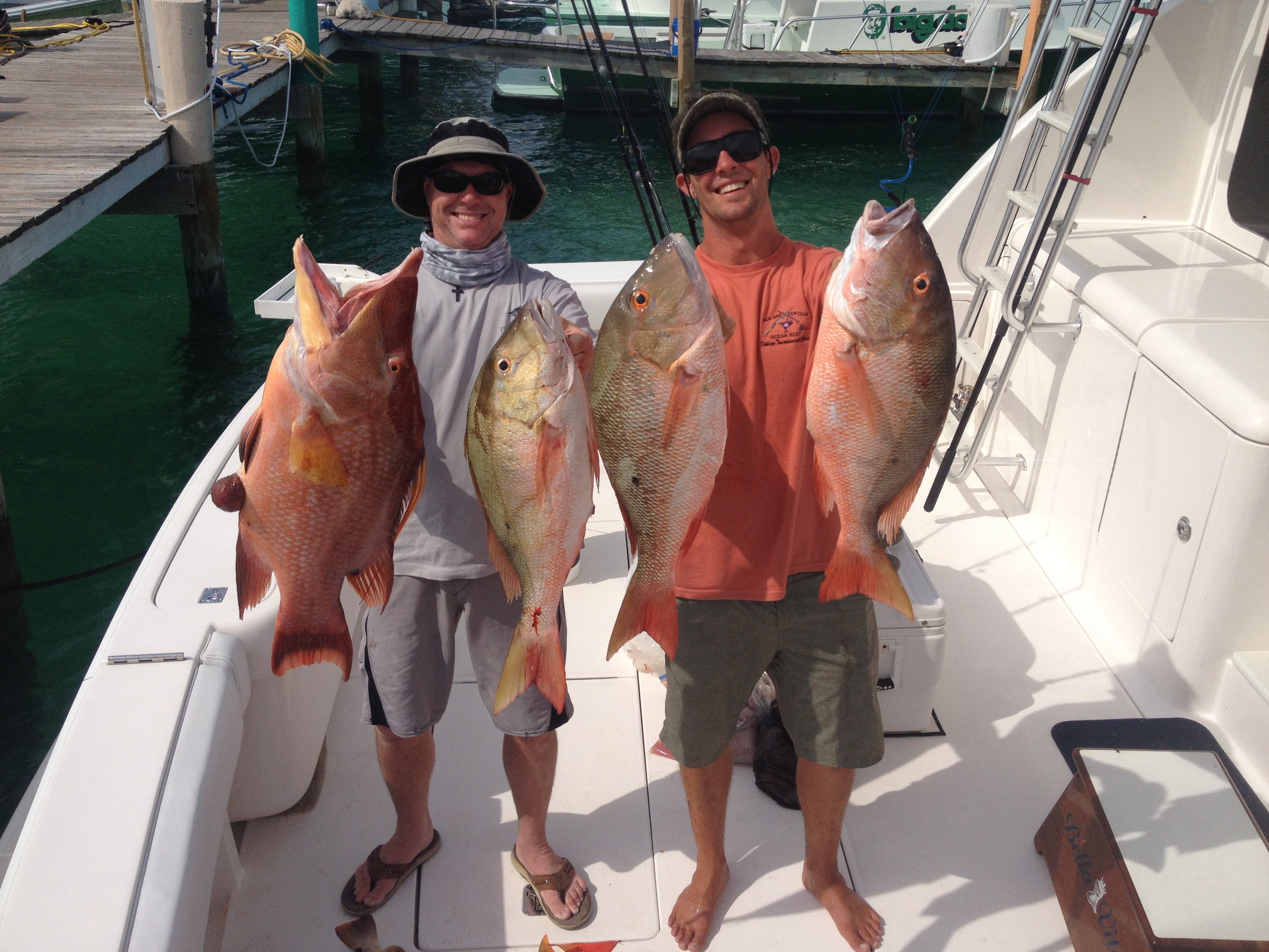 Full-Day Offshore Charters