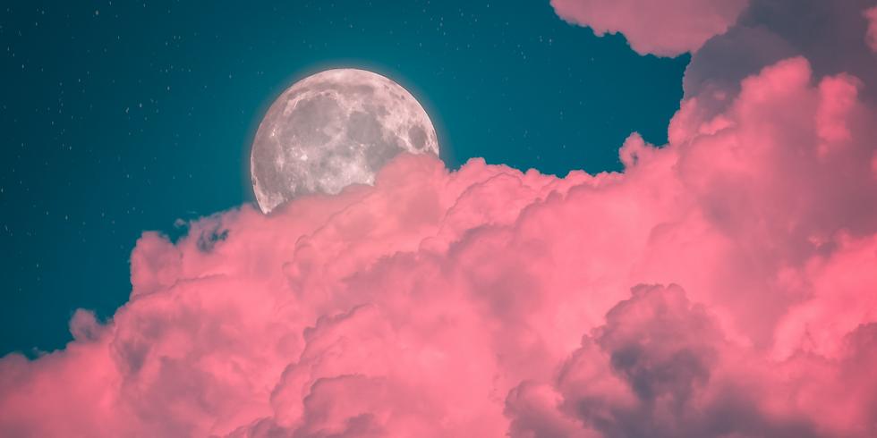July Full Moon Breathwork Healing Journey