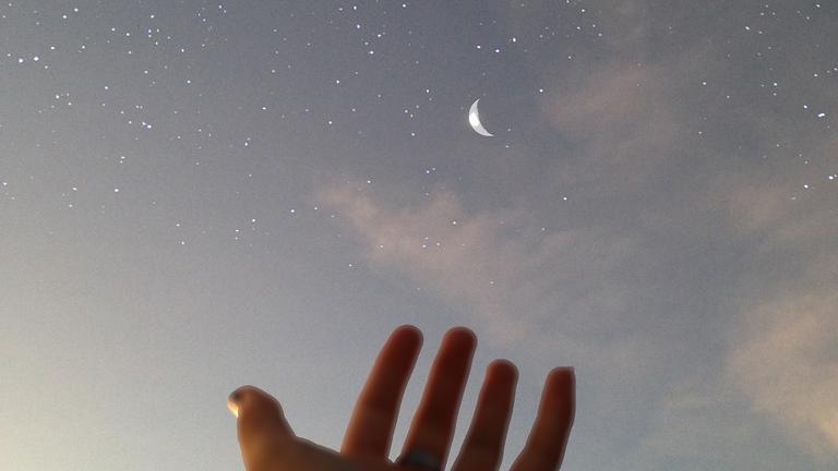December New Moon Embodiment Ritual