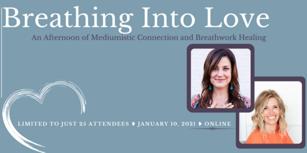 Breathing into Love