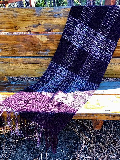 Purple Passion Shawl