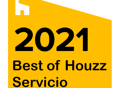 Ganadores del Best of Houzz 2021 Award