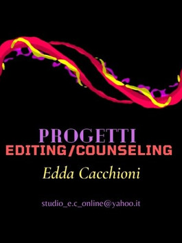 PROGETTI EDITING-COUNSELING