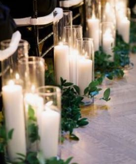 8 Pro Tips on Wedding Candles