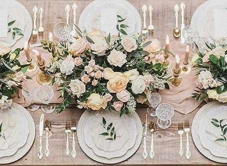 The New Normal: Intimate Weddings & Receptions