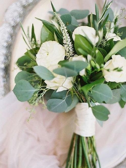 Modern Romance Bridesmaids Bouquets