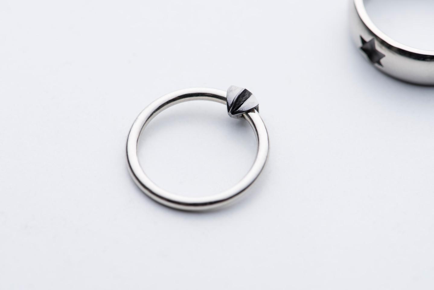 Jegygyűrű női