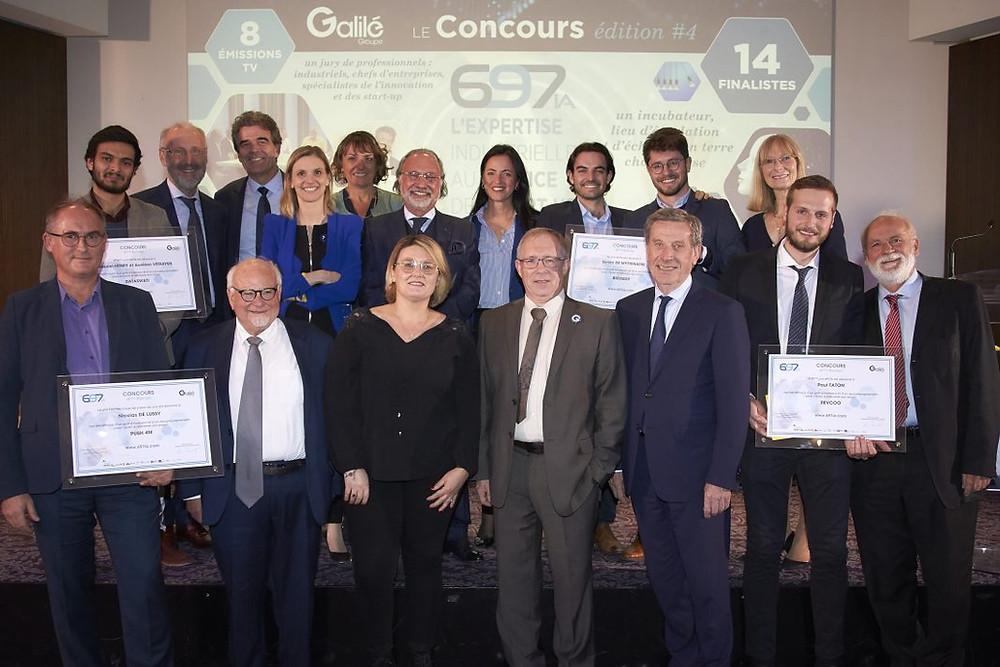 Bioxegy remporte le premier prix d'innovation en récompense de son action en faveur du biomimétisme