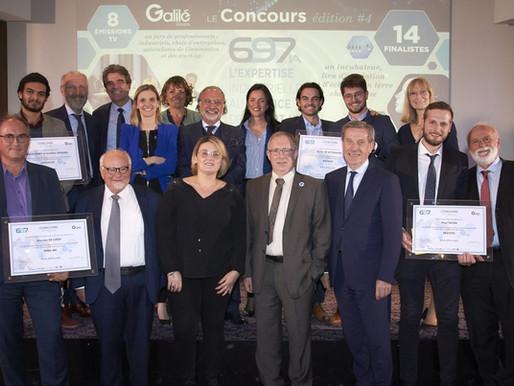 Le biomimétisme à l'honneur : Bioxegy remporte le concours d'innovation 697IA 2019