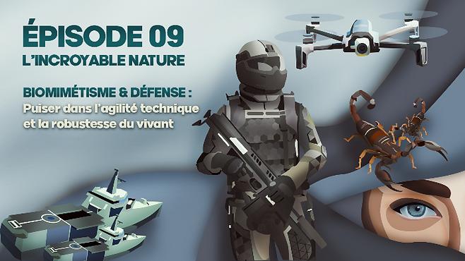 Podcast Biomimétisme Incroyable Nature.p