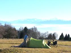 Fabulous Swiss panorama