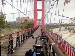 Taiwan's Golden Gate Bridge