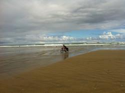Baylys Beach, New Zealand