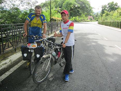 vacances en vélo Malaisie