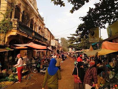 Cycle holidays Cambodia