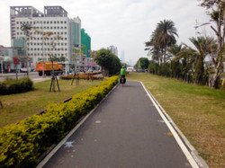 Kaohsiung's cycleways
