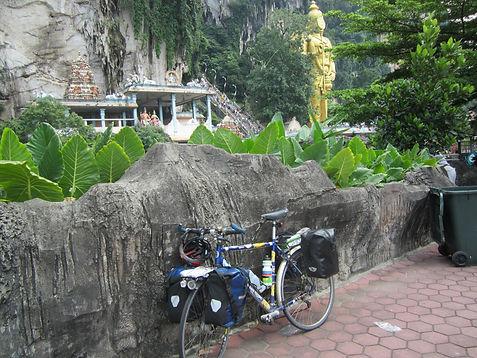 vacances en vélo Penang
