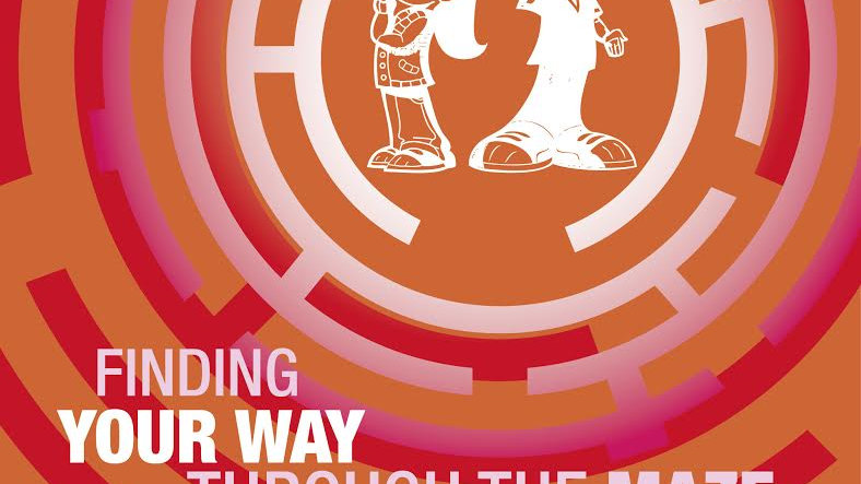 Finding your way through the Maze: A Guide for teens-preteen