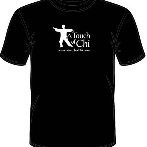 A Touch of Chi T-Shirt (Black)