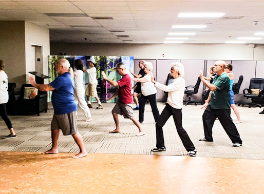 Tai Chi - Mind/Body Exercise