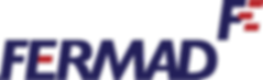 logotipo FERMAD produtos e servicos para logística