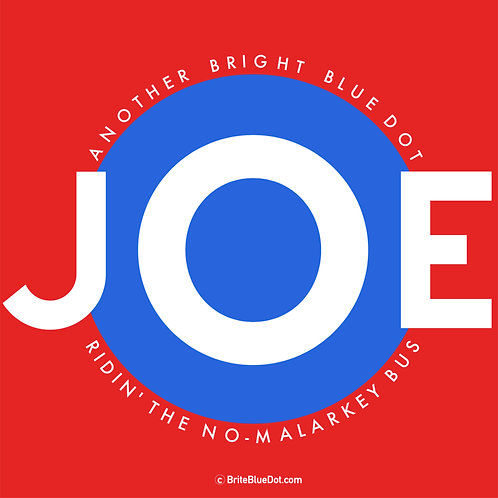 BLUE DOT JOE! 3-Pack Stickers