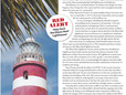 Portfolio Magazine - Help Save Elbow Reef Lighthouse!