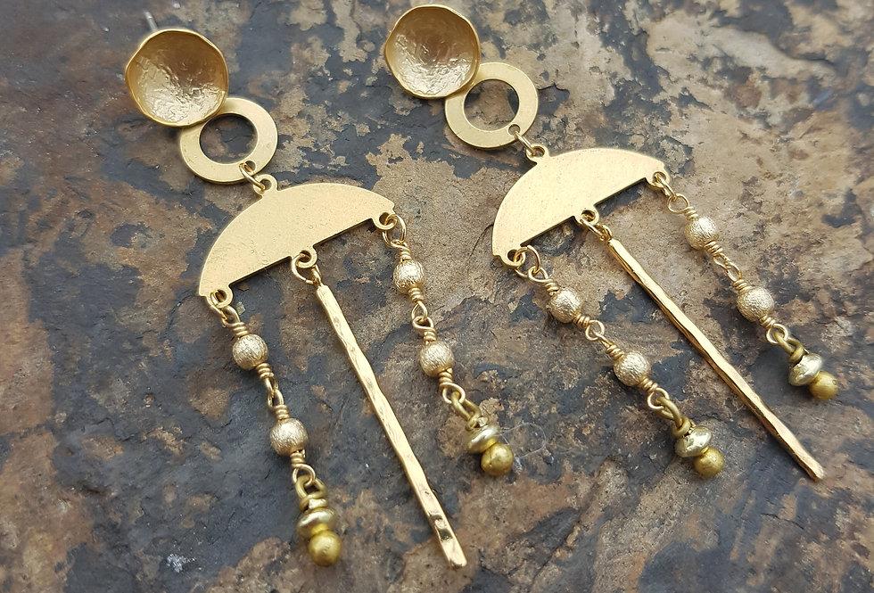 Ra Earrings