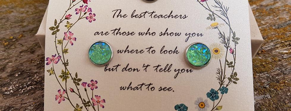 Teacher set