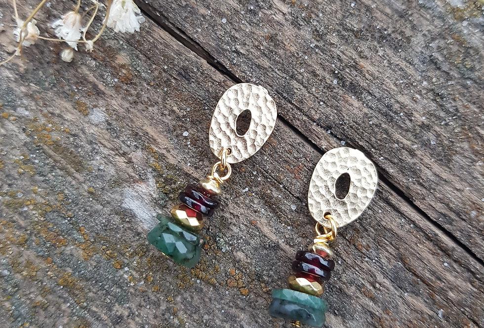 Shezmu Earrings