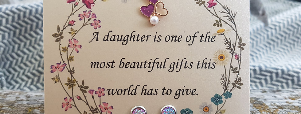 Daughter gift set