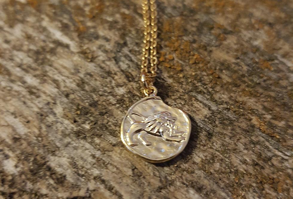 Leo necklace