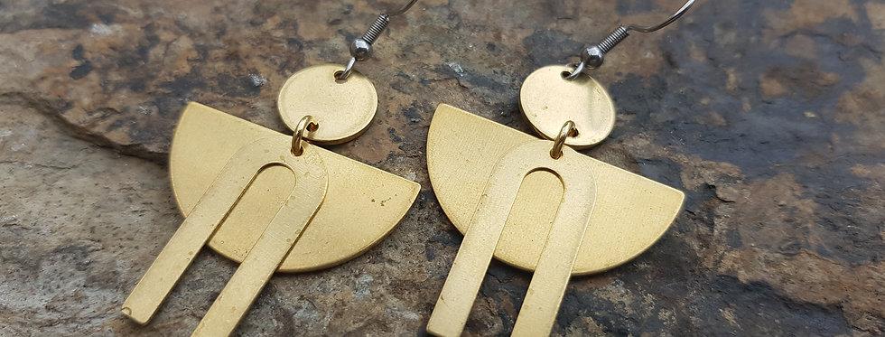 Aten Earrings